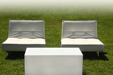 Free Chairs Royalty Free Stock Photos - 9449158