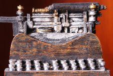 Free Typewriter Stock Images - 9449234