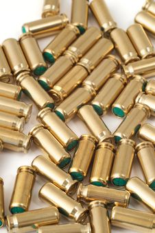 Free Bullets Stock Image - 9449241