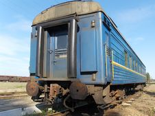 Free Passenger Wagon Stock Image - 9449751