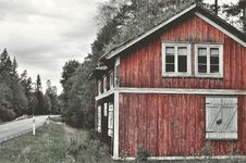 Free Rustic Barn Royalty Free Stock Images - 94484309