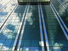 Free Glass And Steel Modern Architecture Royalty Free Stock Image - 94484386
