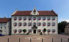 Free Schloss Tettnang Stock Image - 94484411
