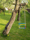 Free Swing For Kids Royalty Free Stock Photography - 9451027