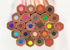 Free Color Pencils Stock Image - 9450981