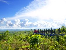 Free Bali Landscape Royalty Free Stock Photography - 9452057