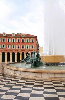 Free Plaza Massena Square Stock Photography - 9452372