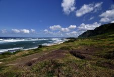 Free Makapu U Point, Lost Valley Hawaii Stock Photography - 9453112