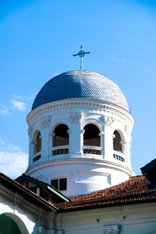 Free Church Roof Royalty Free Stock Images - 9453719