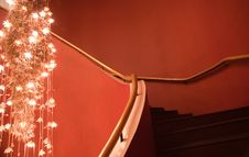 Free Interior Stair Design Stock Photography - 9453742
