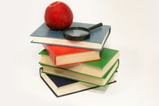 Free Books Royalty Free Stock Images - 9454549