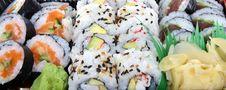 Free Sushi Stock Images - 9455184