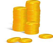 Free Coins Stock Photo - 9456050