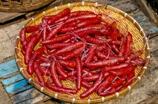 Free Red Sausages Royalty Free Stock Image - 9458206