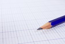 Free Pencil Close-up. Stock Photography - 9459382