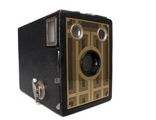 Free Vintage Camera Royalty Free Stock Image - 9459426