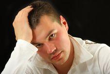 Free Businessman Royalty Free Stock Photos - 9459698