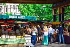 Free Borough Market Stock Photography - 94536502