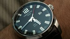 Free Wristwatch Royalty Free Stock Photos - 94536508