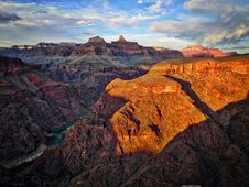 Free Grand Canyon At Sunset Royalty Free Stock Image - 94536516
