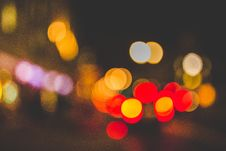 Free Bokeh Photography Of Colorful Lights Stock Images - 94536554