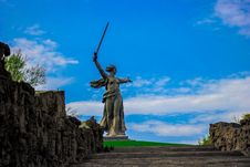 Free The Motherland Calls Stock Photo - 94536560