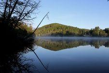 Free Calm Lake Reflection Stock Image - 94536581