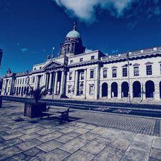 Free Custom House In Dublin Royalty Free Stock Photos - 94536638