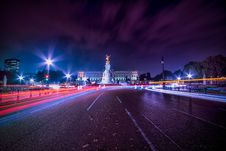 Free Mall And Victoria Memorial Royalty Free Stock Images - 94581009