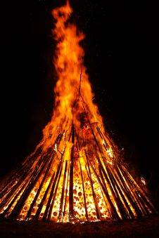 Free Fire, Heat, Bonfire, Flame Royalty Free Stock Photos - 94596218