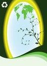 Free Ecology Background Royalty Free Stock Images - 9463979