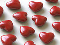 Free Heart Collection - Push Here Stock Photography - 9469012