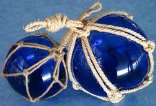 Free Navy Blue Balls Stock Photo - 9460420