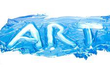 Free Word - ART Stock Photography - 9461432