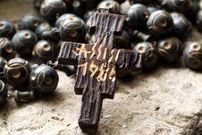 Free Rosary Stock Photo - 9462830