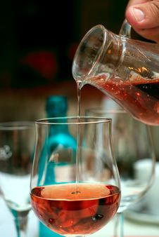 Free Wine Stock Image - 9462851