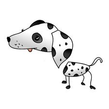 Free Dalmatian Dog Royalty Free Stock Photography - 9465357