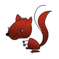 Free Squirrel Royalty Free Stock Image - 9465476