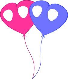 Free Balloons Stock Image - 9467561