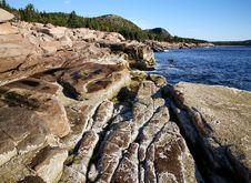 Free The Acadia Seacoast Stock Photos - 9467883