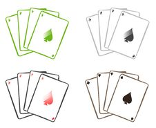 Free Playing Cards Stock Images - 9469424