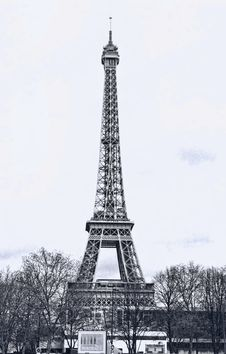 Free Eiffel Tower Stock Photography - 94642462