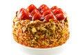 Free Strawberry Cheesecake Stock Photos - 9470953