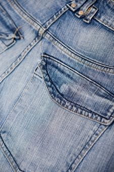 Free Blue Jeans Royalty Free Stock Photo - 9470755