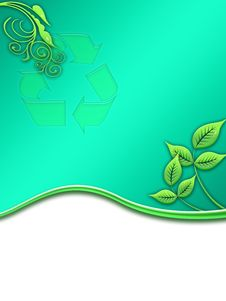 Free Ecology Cover (02) Stock Photo - 9470850