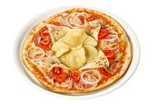 Free Pizza Royalty Free Stock Image - 9471336