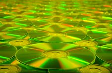 Free CD Background Royalty Free Stock Image - 9471896
