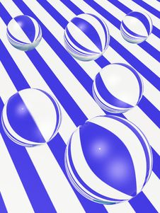 Free Refraction Royalty Free Stock Image - 9472226