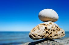 Free Textured Stones Royalty Free Stock Photography - 9473667