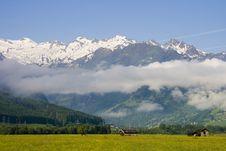 Free Alpine Landscape Stock Photos - 9473933
